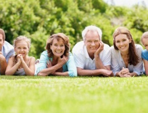 A bennünk élő anyával és apával való kapcsolat