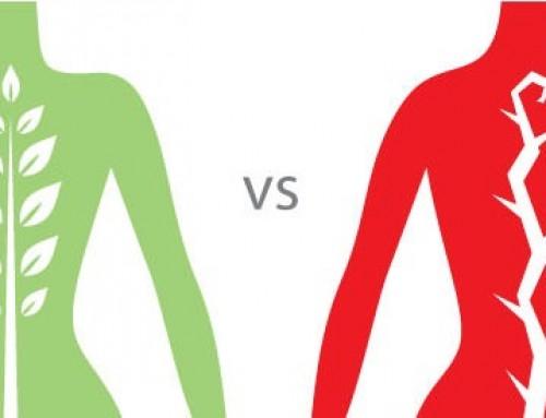 A gerinced megmutatja a benned élő férfit és nőt